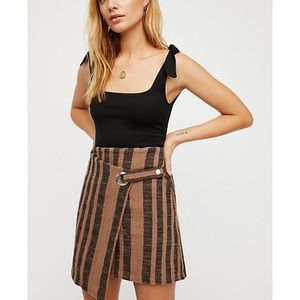 Free People It's a wrap skirt